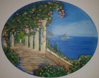 Acryl Malerei